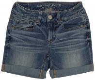 Фирменные джинсовые шорты American Eagle