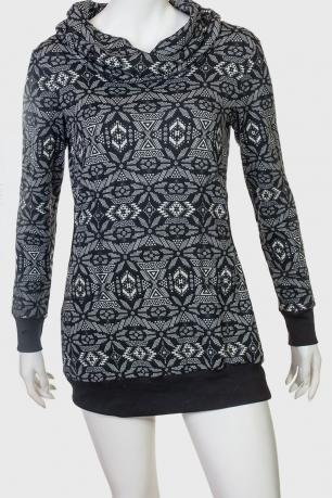 Модный свитер-туника от ANGIE