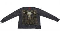 Модный свитшот Rock&Roll CowBoy из 100% хлопка