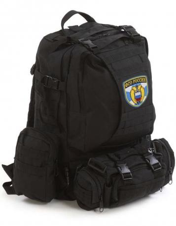 Модульный армейский рюкзак Assault с нашивкой ФСО - купить онлайн