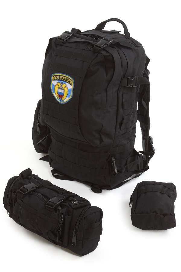 Модульный армейский рюкзак Assault с нашивкой ФСО - заказать онлайн