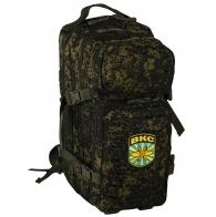 Модульный армейский рюкзак с нашивкой ВКС