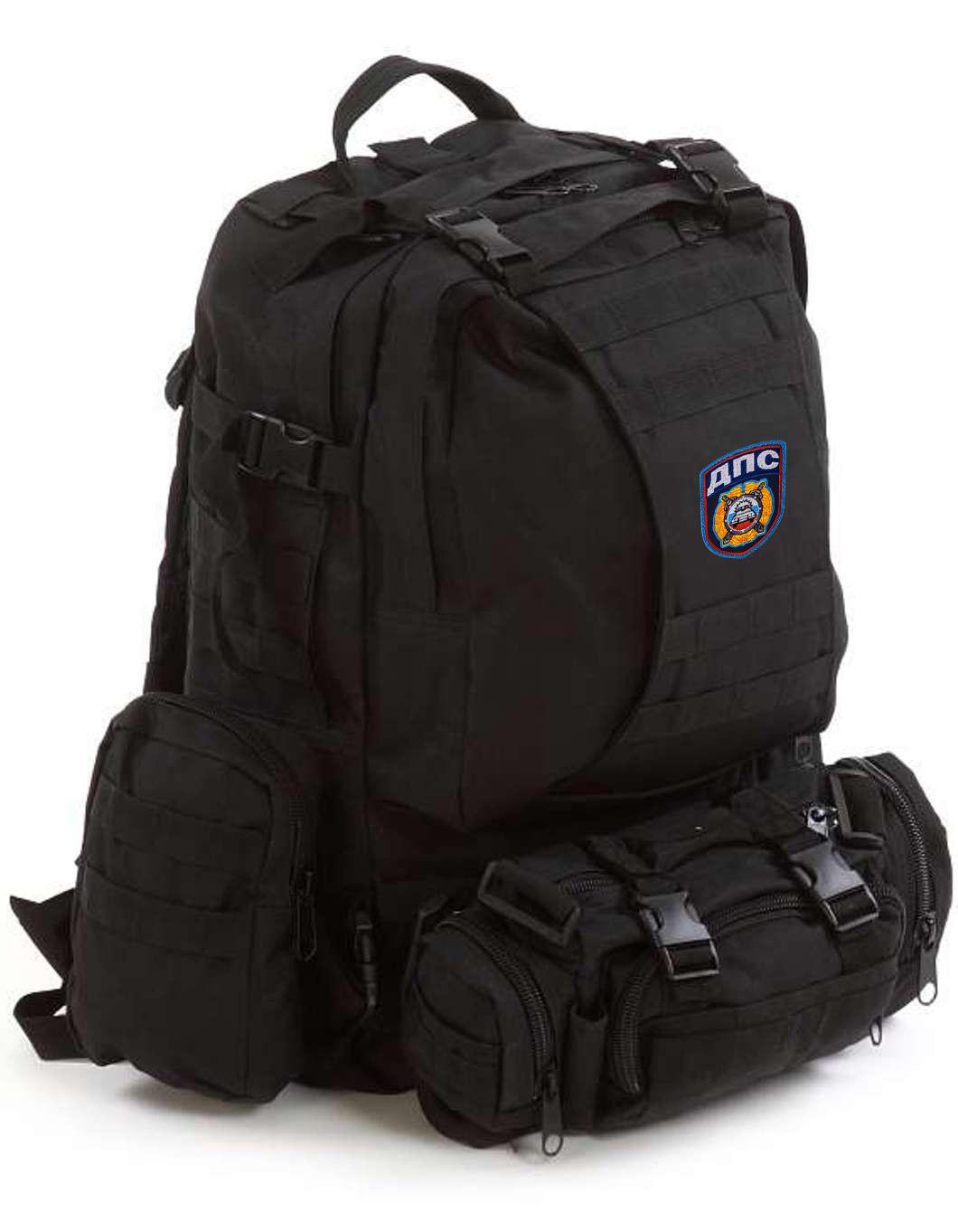 Модульный надежный рюкзак с нашивкой ДПС