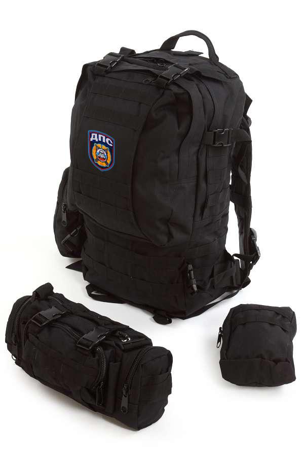 Модульный надежный рюкзак с нашивкой ДПС - купить выгодно