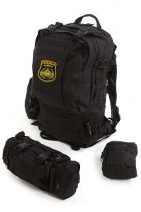 Модульный надежный рюкзак с нашивкой Танковые Войска - купить в подарок