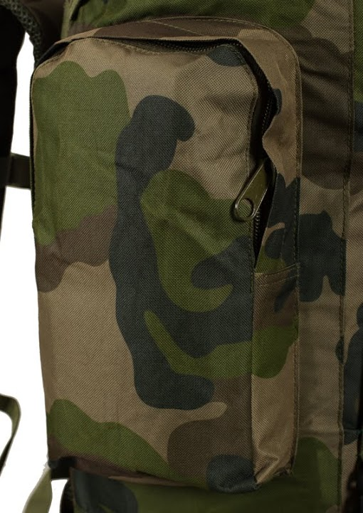Модульный рейдовый рюкзак ROGISI с эмблемой МВД