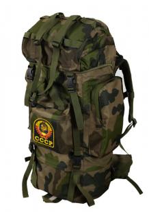 Модульный рейдовый рюкзак ROGISI с эмблемой СССР заказать в Военпро