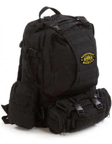 Модульный рейдовый рюкзак с нашивкой Танковые Войска
