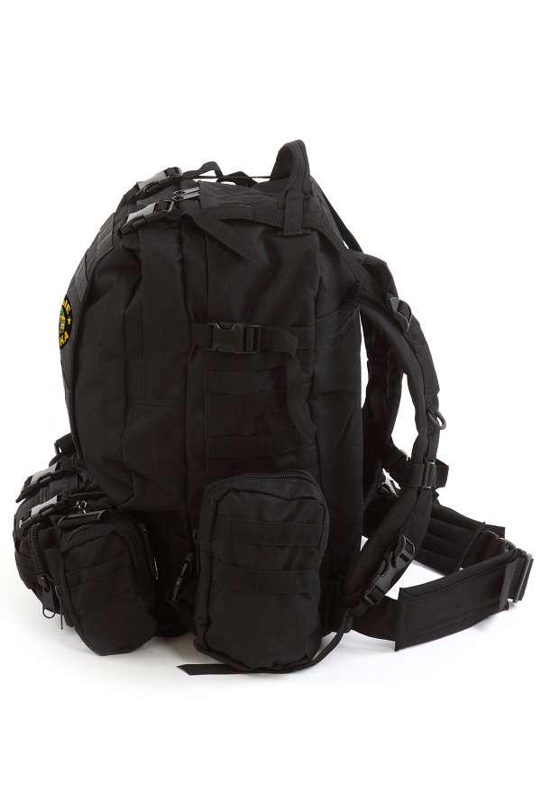 Модульный рейдовый рюкзак с нашивкой Танковые Войска - купить онлайн