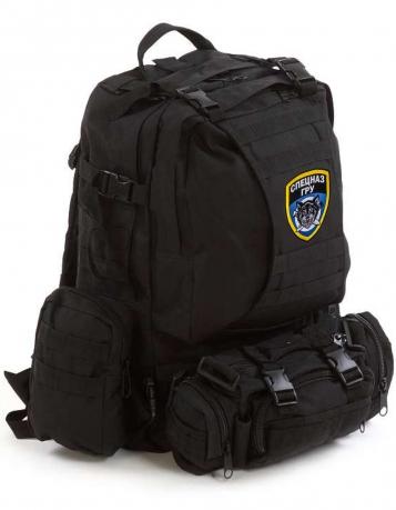 Модульный тактический рюкзак Assault для спецназовцев ГРУ
