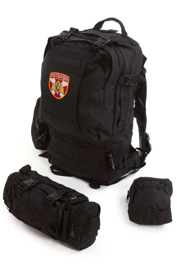 Модульный тактический рюкзак Assault Росгвардия - купить в розницу