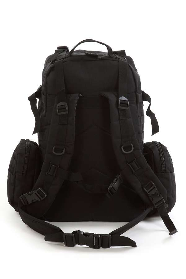 Модульный военный рюкзак с нашивкой Полиция России - заказать в Военпро