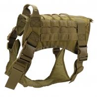 Модульный жилет для собак K9 Tactical (хаки-песок)