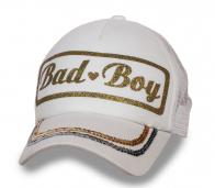 Молодежная бейсболка бренда Bad Boy.