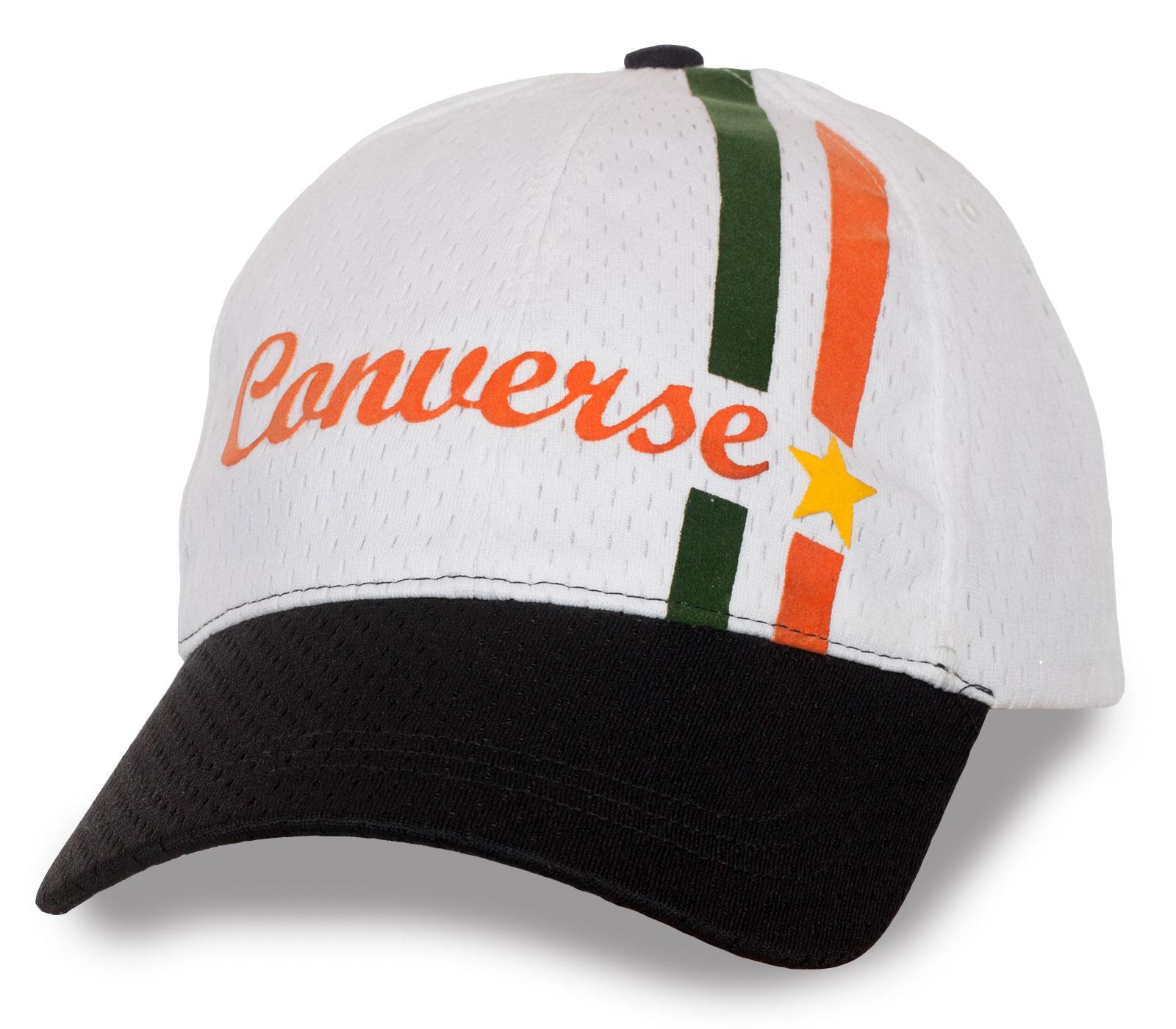 Молодежная бейсболка Converse.