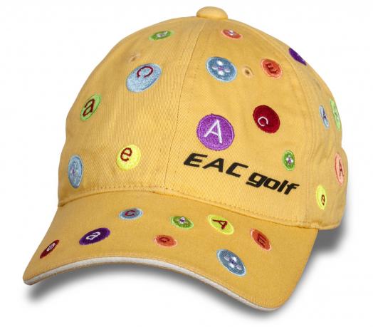 Молодежная бейсболка Eac Golf.
