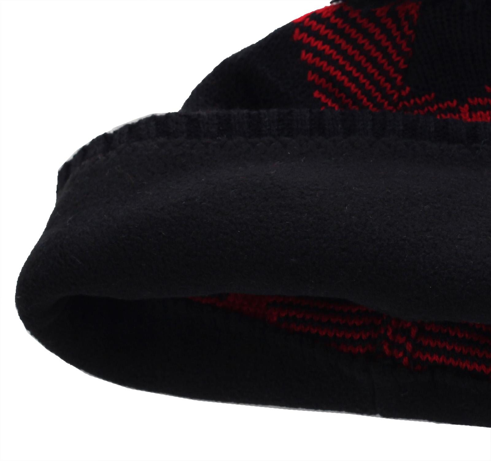 Купить молодежную элегантная шапку в шотландском стиле – хит сезона с флисом по лучшей цене