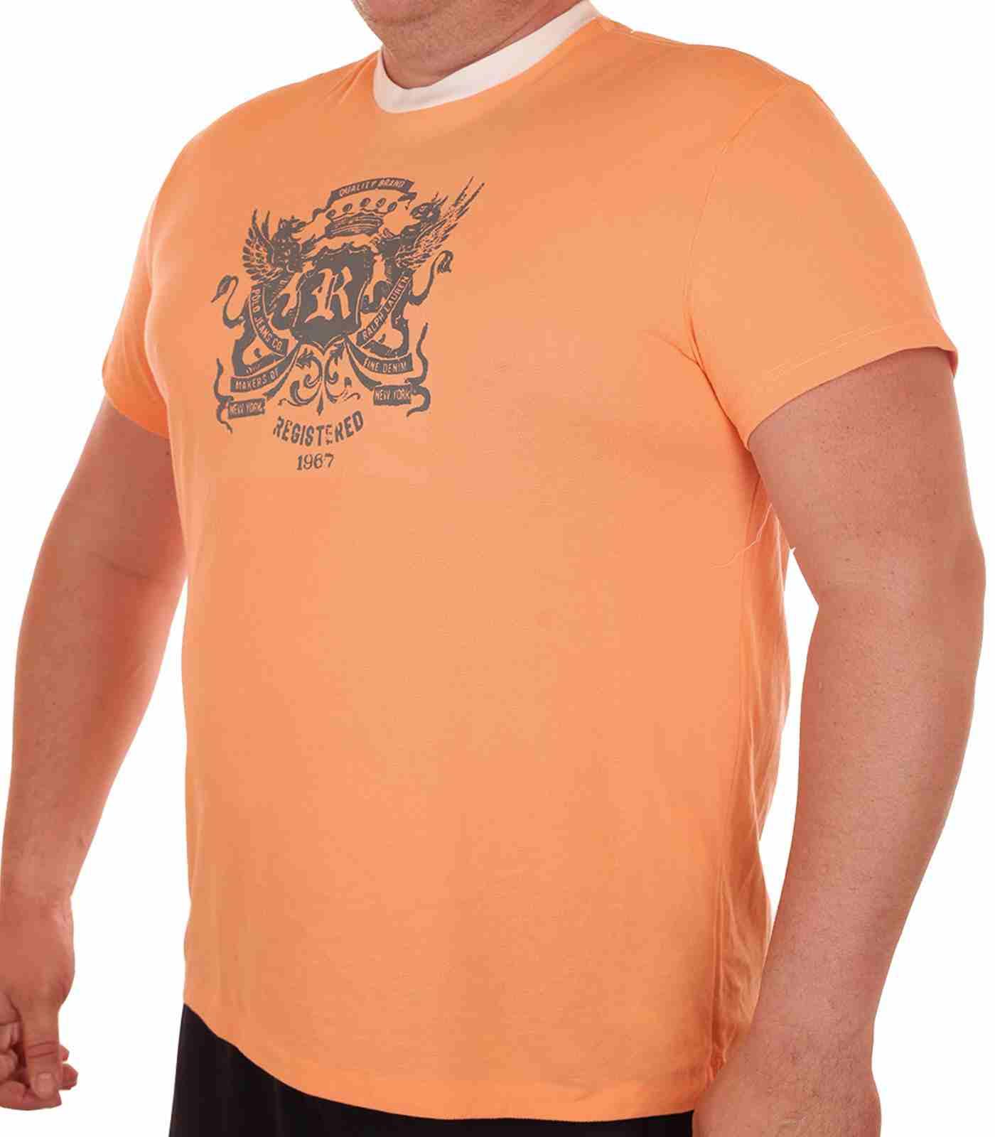 Молодёжная футболка из США от Ralph Lauren-главная