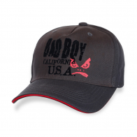 Молодежная кепка бренда Bad Boy.