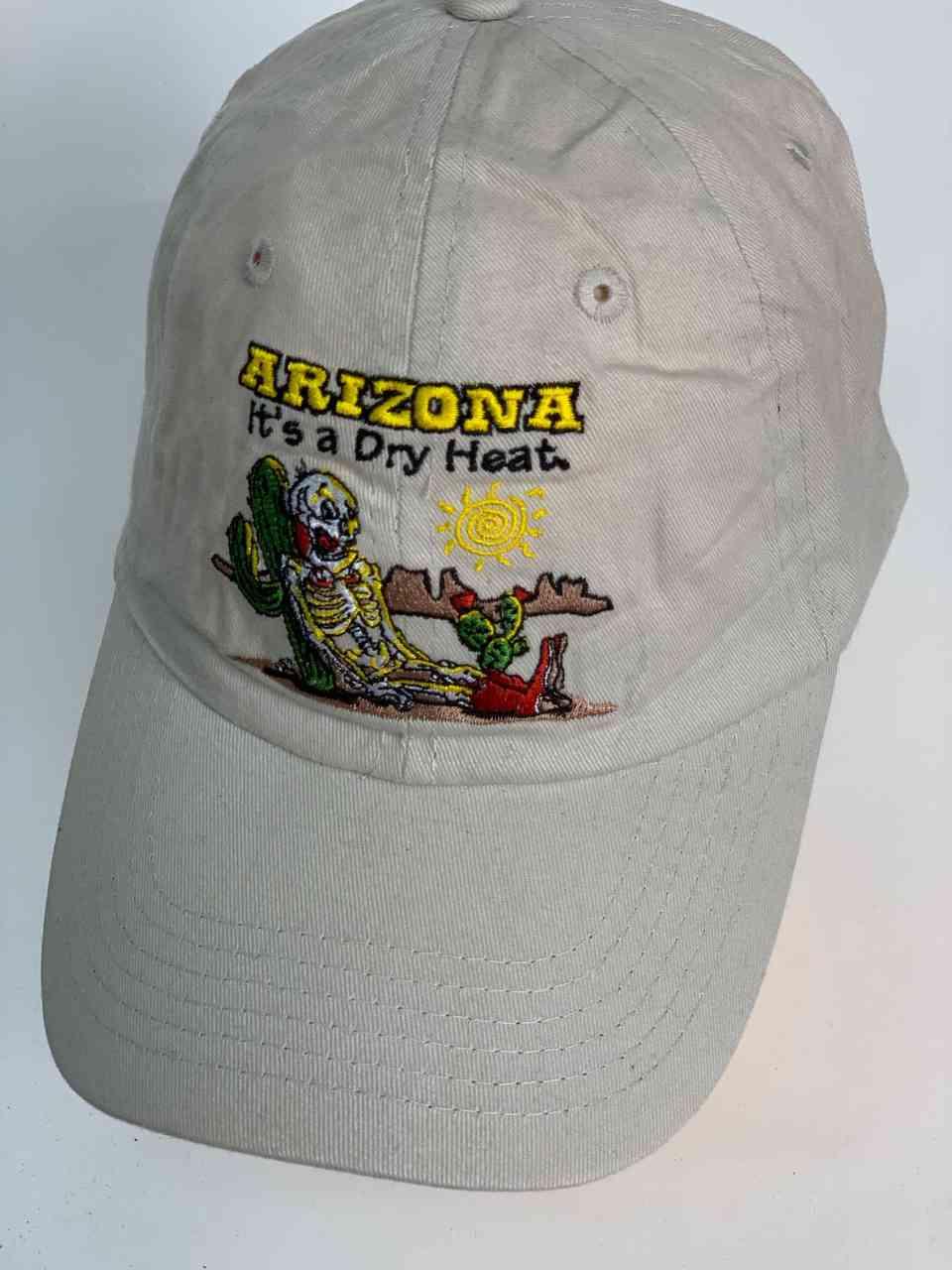 Молодёжная кепка с прикольной картинкой ARIZONA