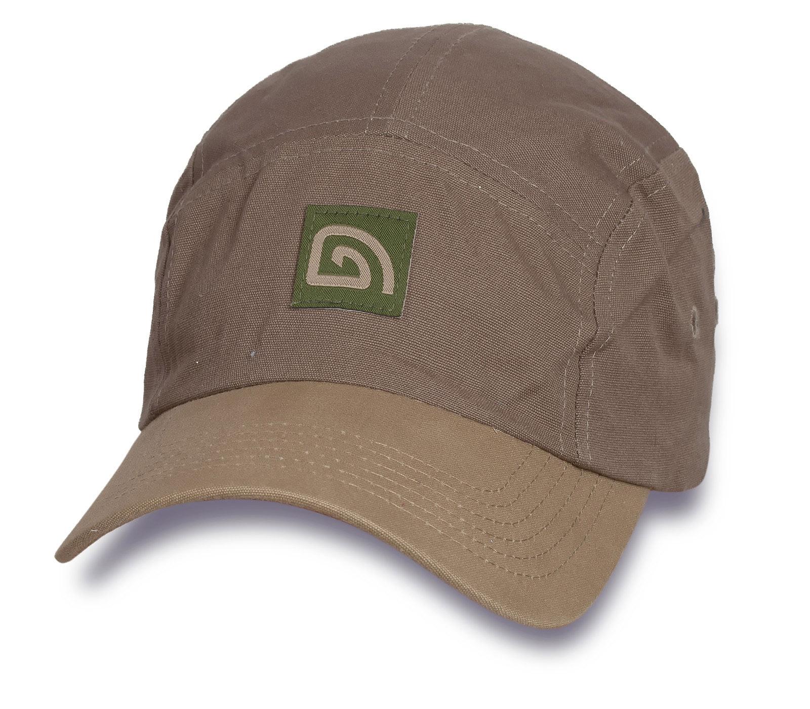 Молодежная комбинированная кепка