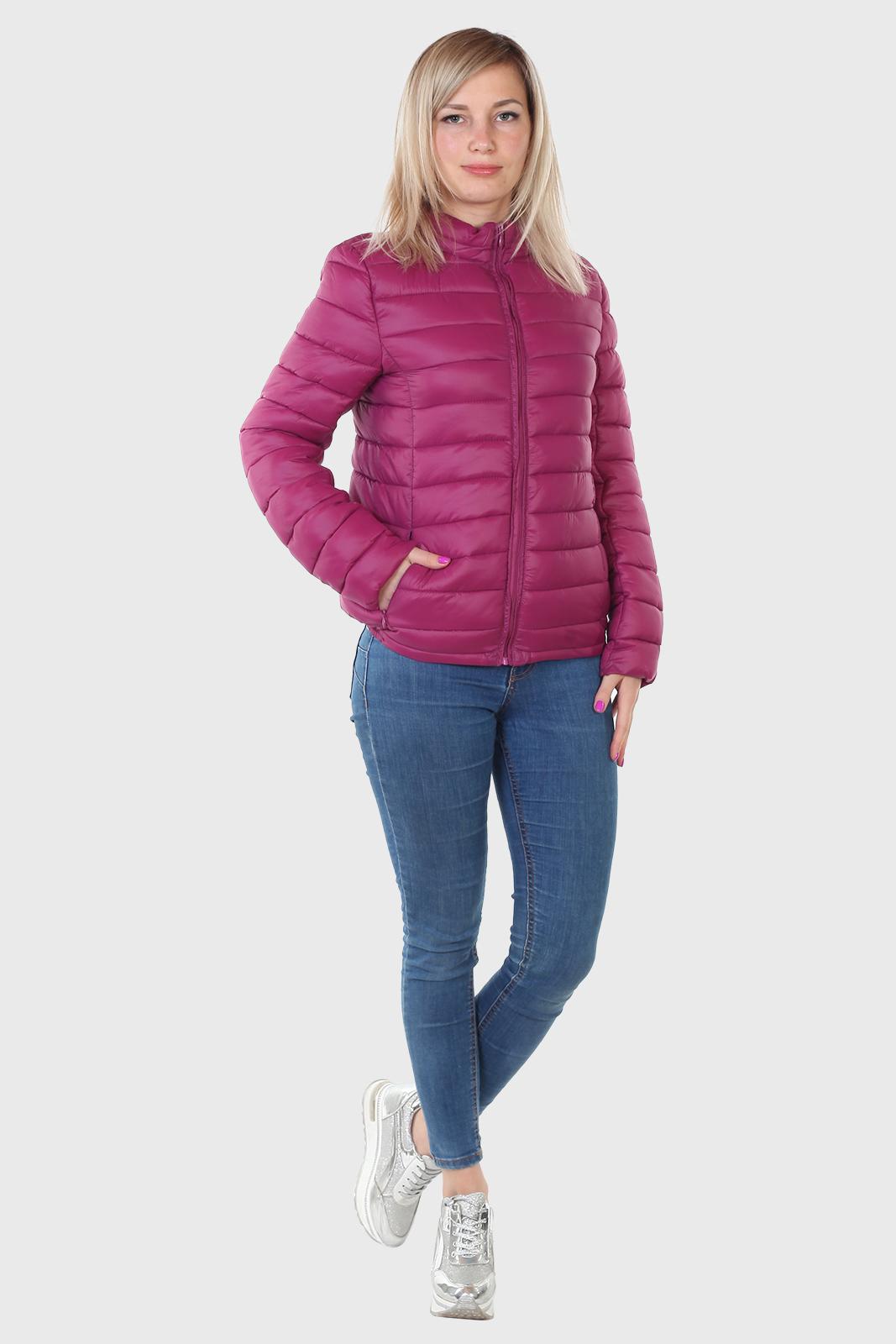 Купить женскую куртку Fox в красивом розовом цвете