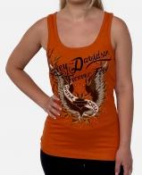 Молодежная женская майка Harley-Davidson