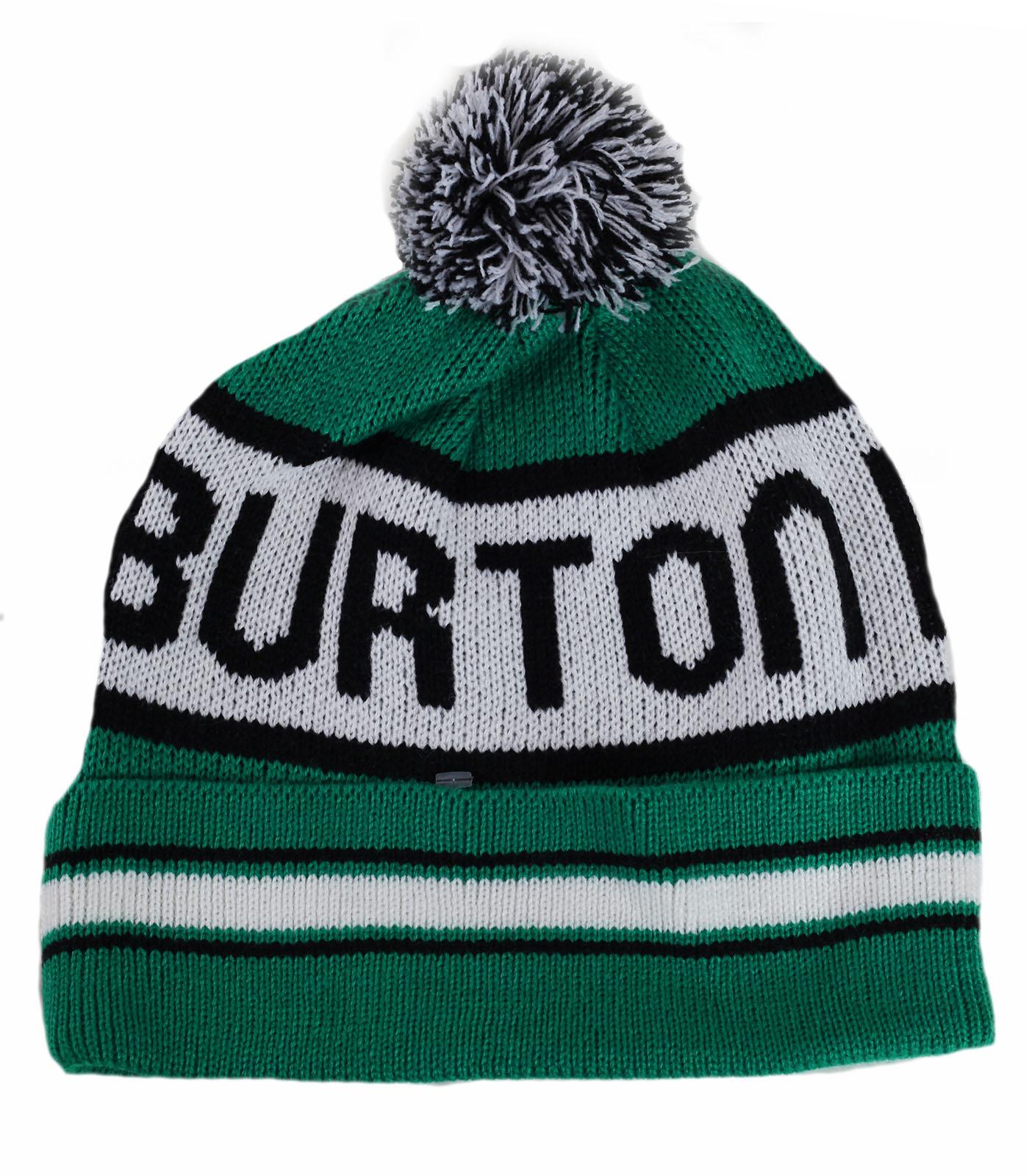 Купить молодежную шапку отменного качества солидного бренда Burton достойный аксессуар для спорта по привлекательной цене