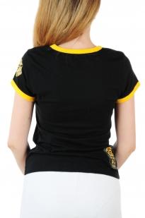 Молодежная женская футболка Body Glove® - вид сбоку