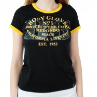 Молодежная женская футболка Body Glove®