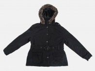 Молодежная женская куртка с капюшоном от PRESS (Канада).