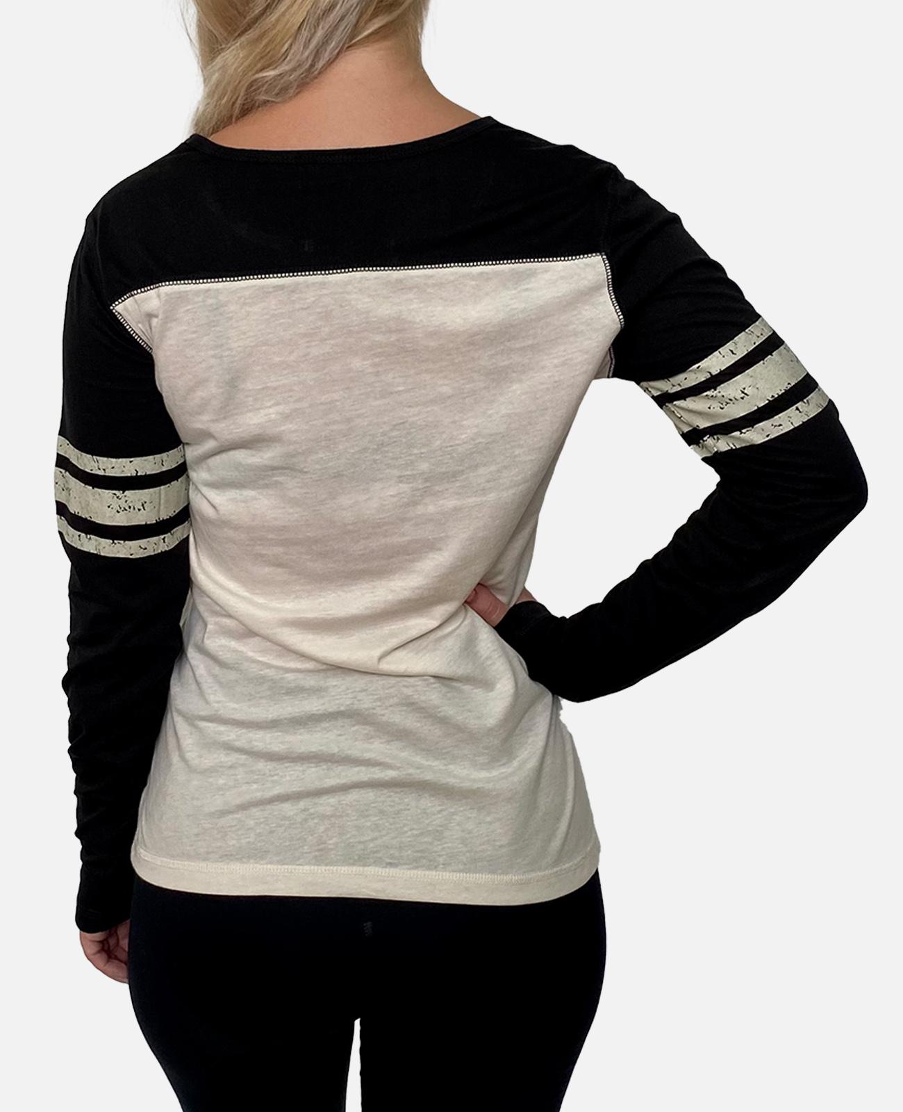 Женские регланы и футболки с быстрой доставкой по России