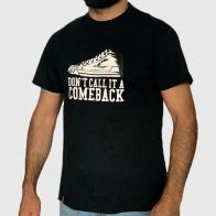 Черная молодежная футболка K1X для парней