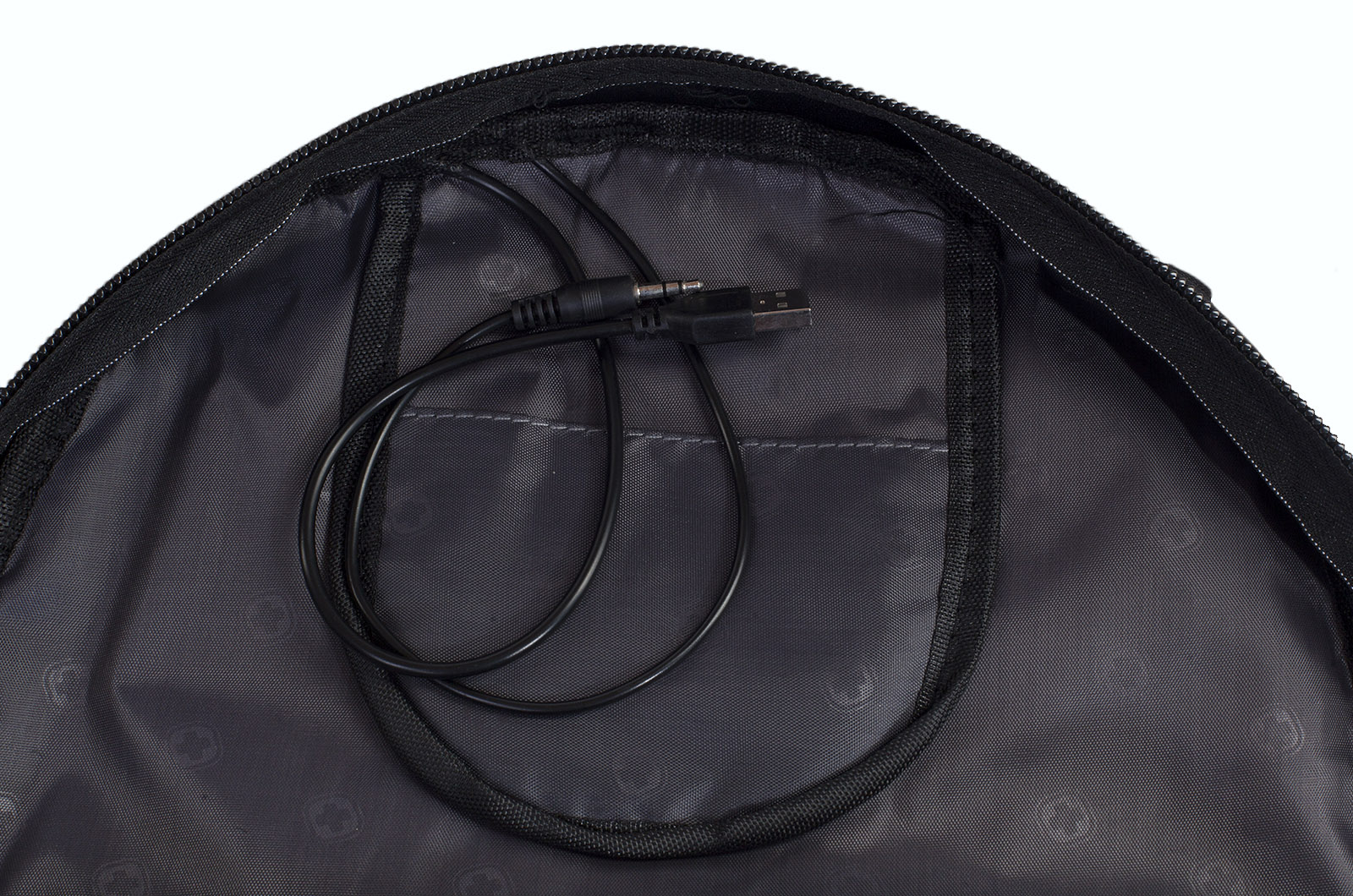 Молодежный черный рюкзак с эмблемой МЧС купить оптом