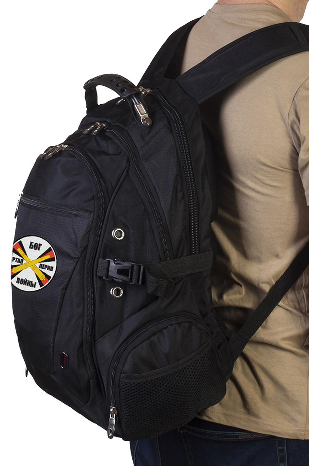 Тактические рюкзаки на подарки артиллеристам