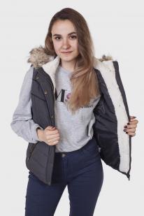 Молодежный женский жилет от Aeropostale (США) купить в Военпро