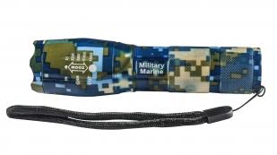 Мощный фонарь Military Marine 8000Lm T6 на чрезвычайную ситуацию