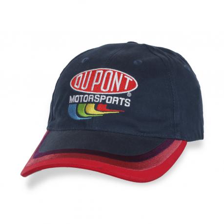 Мотоспортивная кепка от DU PONT.