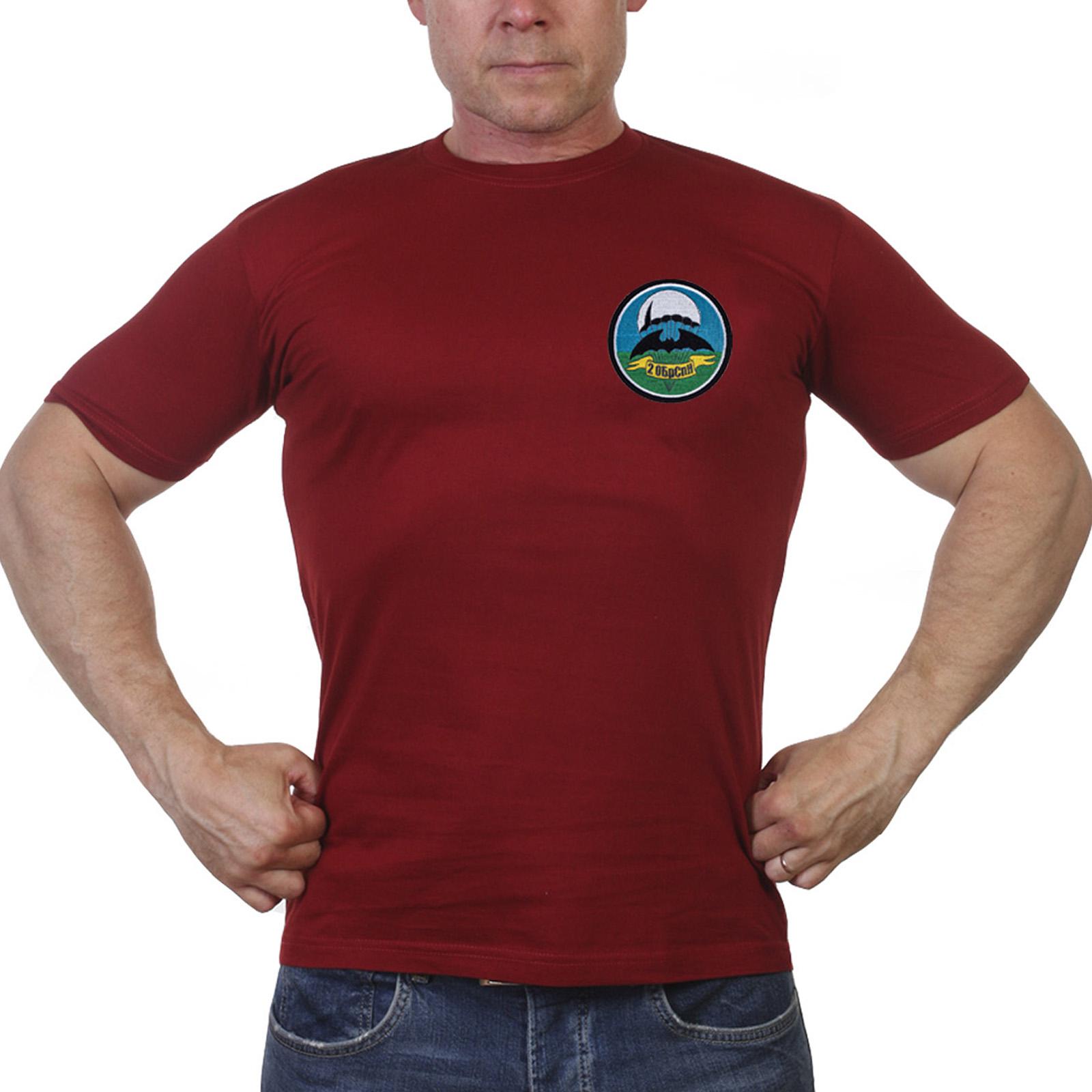 Мужская футболка 2 ОБрСпН