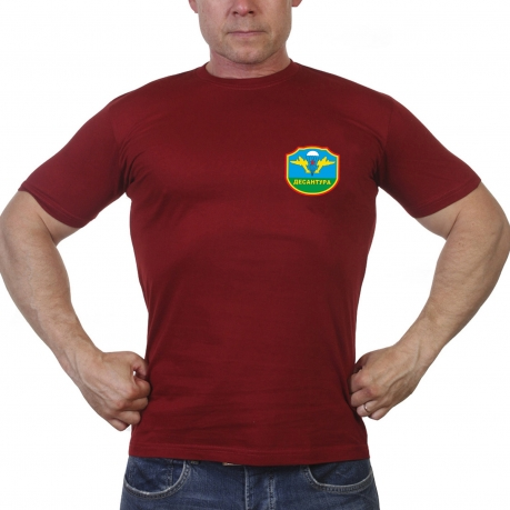 Мужская футболка Десантура