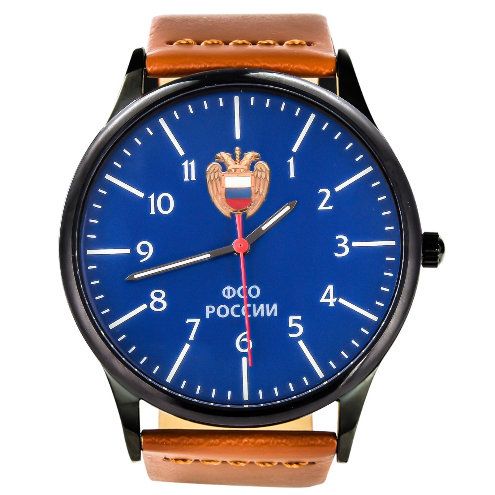 Мужские наручные командирские часы ФСО купить в Военпро
