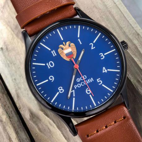Мужские наручные командирские часы ФСО
