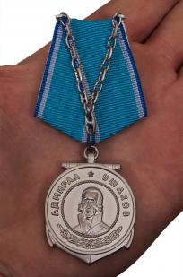 Муляж медали Ушакова - общий вид