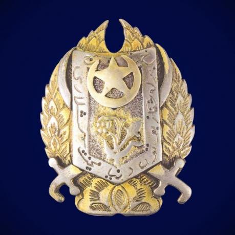 Муляж Военного Красного Ордена Хорезмской НСР (вариант 1)