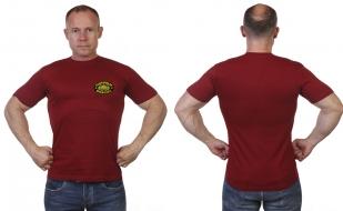 Мужская футболка танкиста