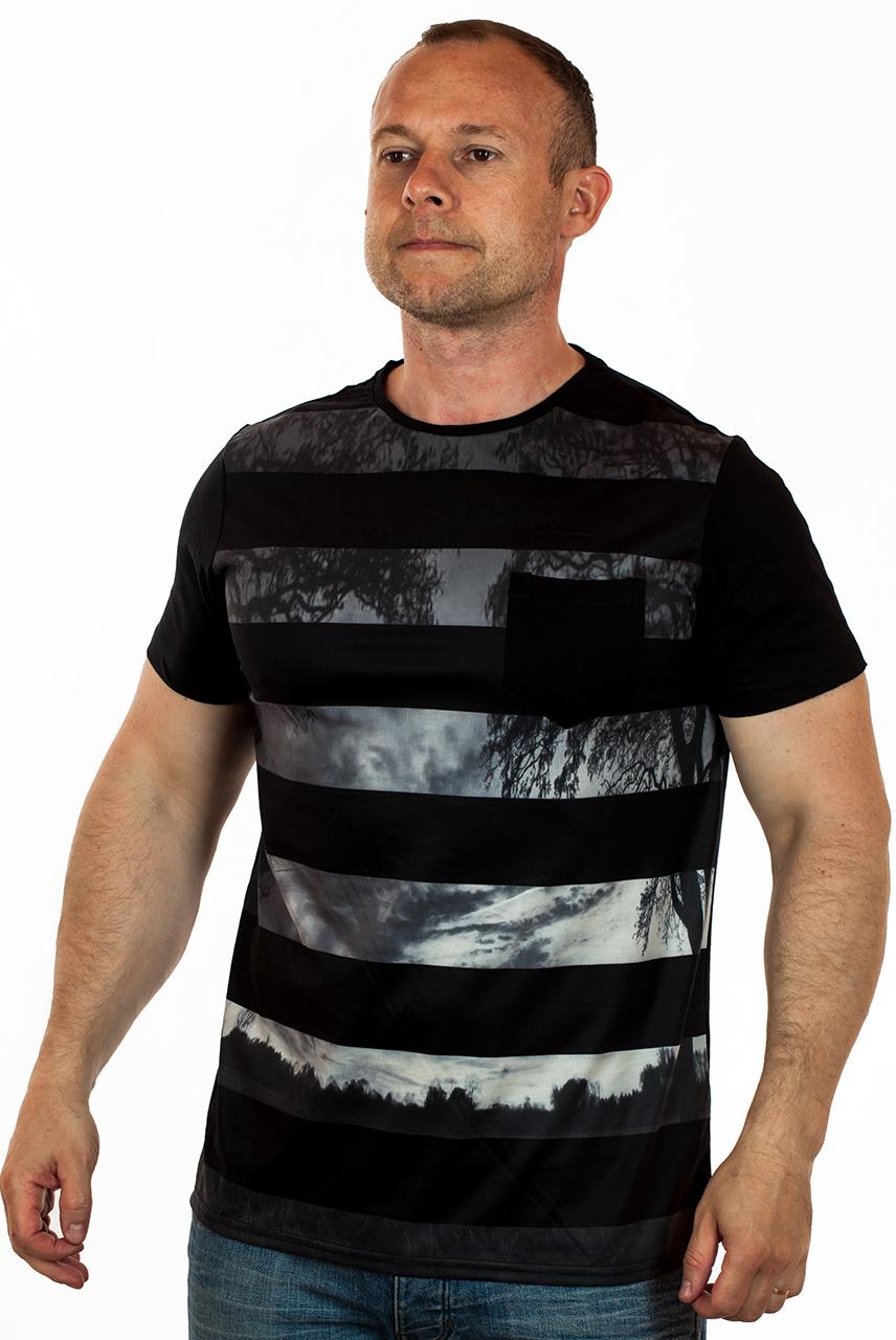 Купить модные мужские футболки