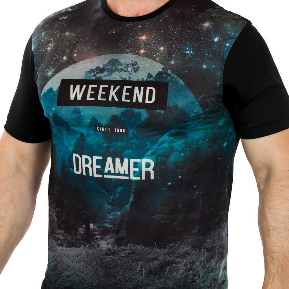 Мужская футболка Young man в стиле OUTER SPACE. Топ продаж!