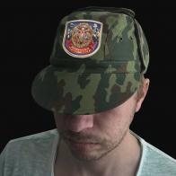 """Мужская кепка """"Военная разведка"""""""