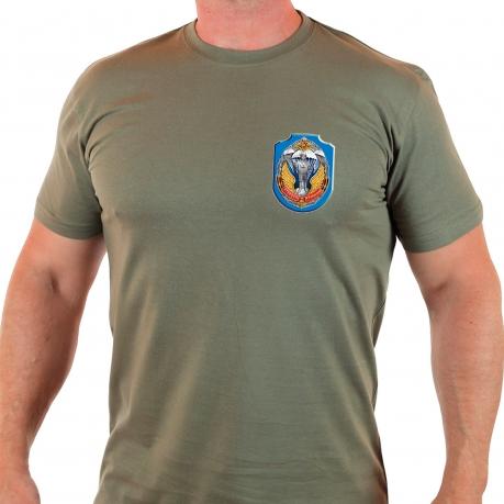 Мужская армейская футболка ВДВ