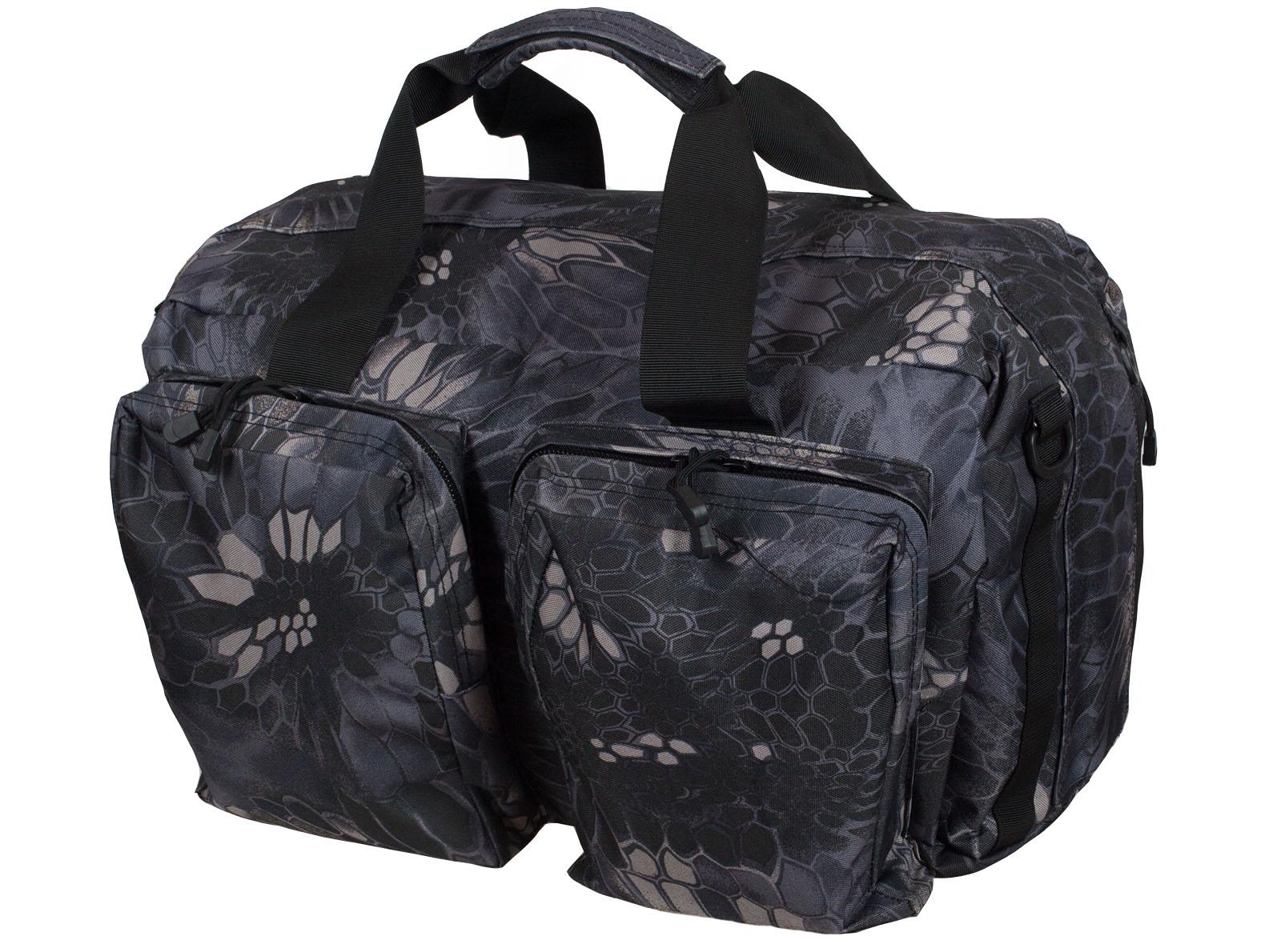 Купить мужскую дорожную сумку камуфляж Kryptek Typhon